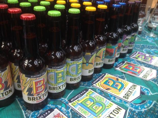 Brixton Brewery bottles