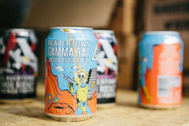 Beavertown brews