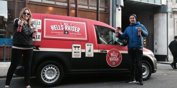 Camden Town Brewery Hellsmobile