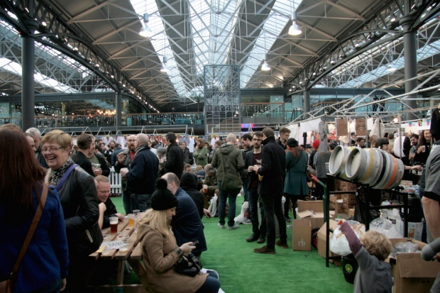 London Brewers' Market Xmas 2014
