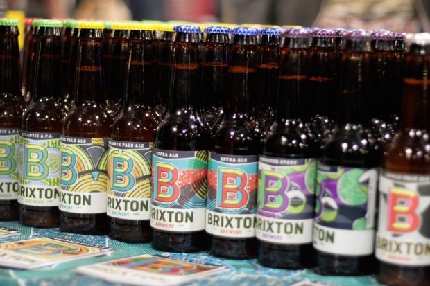 Brixton bottles LBM Friday Xmas 2014