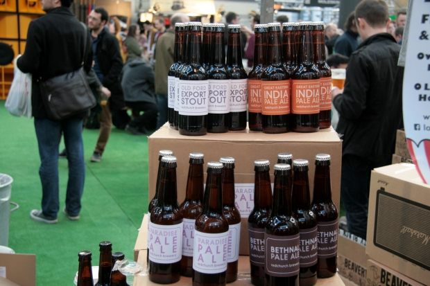 Redchurch Brewery at London Brewers' Market