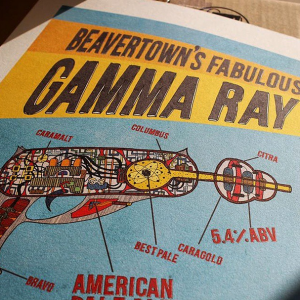 Beavertown's Gamma Ray