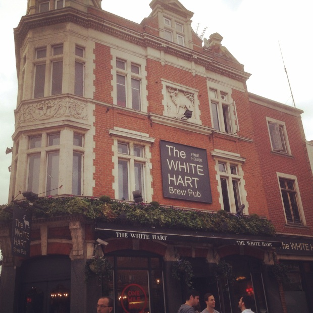 The White Hart Brew Pub
