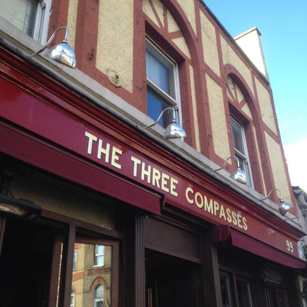 The Three Compasses, Dalston