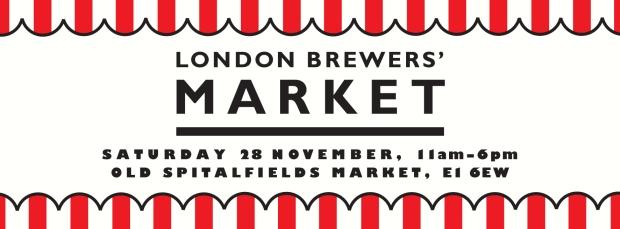 London Brewers' Market banner