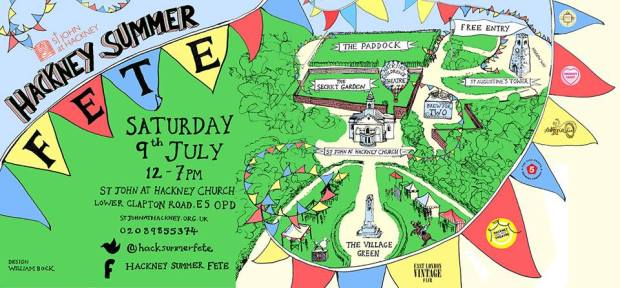 Hackney Summer Fete 2016