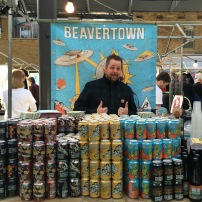 Beavertown Freddie Can Wall