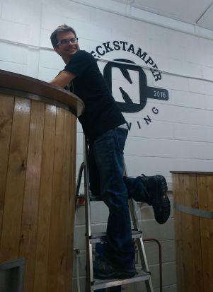 Neckstamper Brewing 2