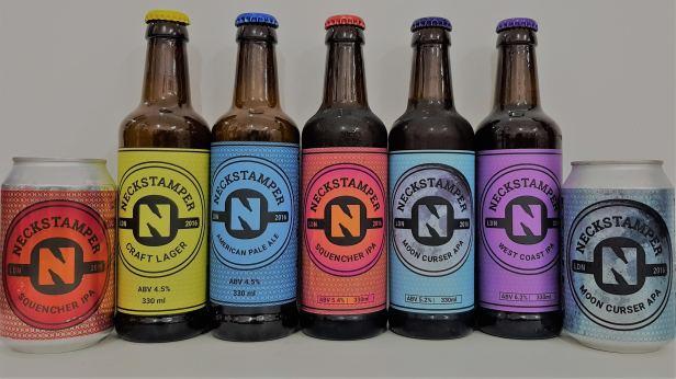 Neckstamper Brewing 4