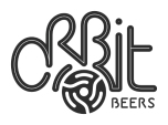 orbit beers logo